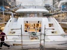 Gouden tijden voor bouwers van luxueuze superjachten: Heesen Yachts uit Oss 'tot 2020 vol'