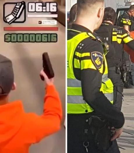 Un étudiant arrêté après avoir imité le jeu GTA dans les couloirs de son école