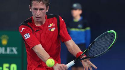 """Coppejans plaatst zich voor tweede kwalificatieronde Australian Open: """"Nu wél verantwoord om te tennissen"""""""