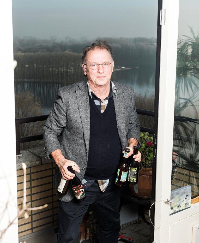 Schrijver, essayist, en dichter Willem-Jan Otten. Beeld Jiri Buller