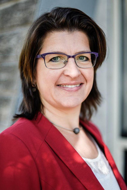 Vivienne de Vogel, forensisch psycholoog. Zij onderzocht honderden tbs-casussen Beeld Nadine Maas