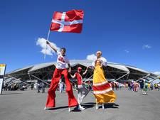 LIVE: Denemarken met Schöne en Jørgensen, 'do-or-die' voor Aussies