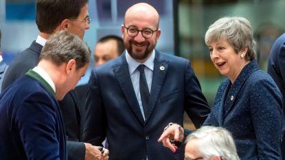 """Michel: """"Uitstel brexit kan enkel met solide waarborgen voor werking EU"""""""