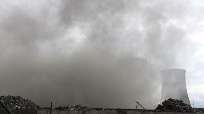 Zware brand bij metaalrecyclagebedrijf in Genk geblust : ramen en deuren mogen weer open