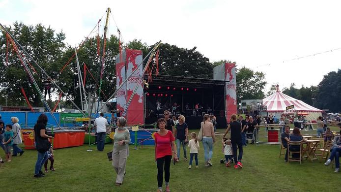 Bezoekers van het festival Nijmegen KOOKT.