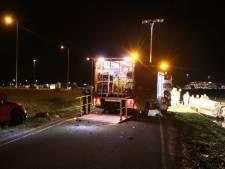 Twee traumahelikopters opgeroepen voor zwaar ongeluk in buitengebied Ede