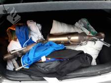 Katalysatordieven laten auto op krik achter in Wageningen: 'Je staat raar te kijken'