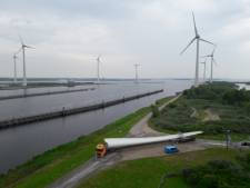 Windpark Krammer verandert eventjes in filmset