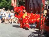 Leeuwendans en wierook: Ouwehands Dierenpark in Chinese sferen