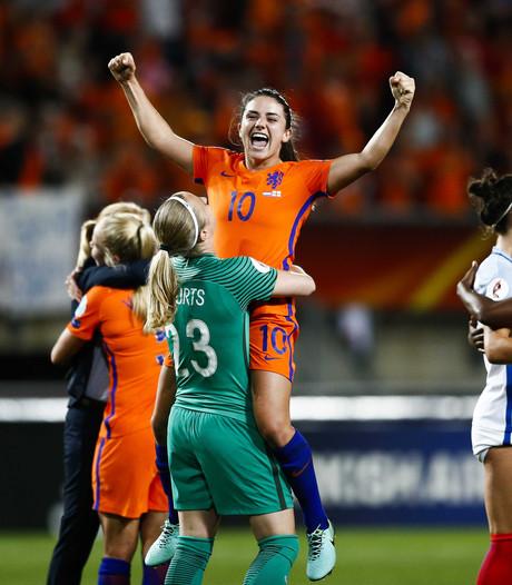 'Groei na EK-titel Oranje Leeuwinnen niet waarop werd gehoopt'