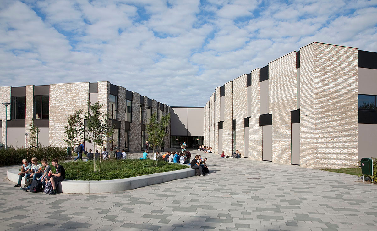 Het Carmel College Salland in Raalte