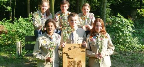 Scouts uit Hengelo zijn de beste scouts van Nederland