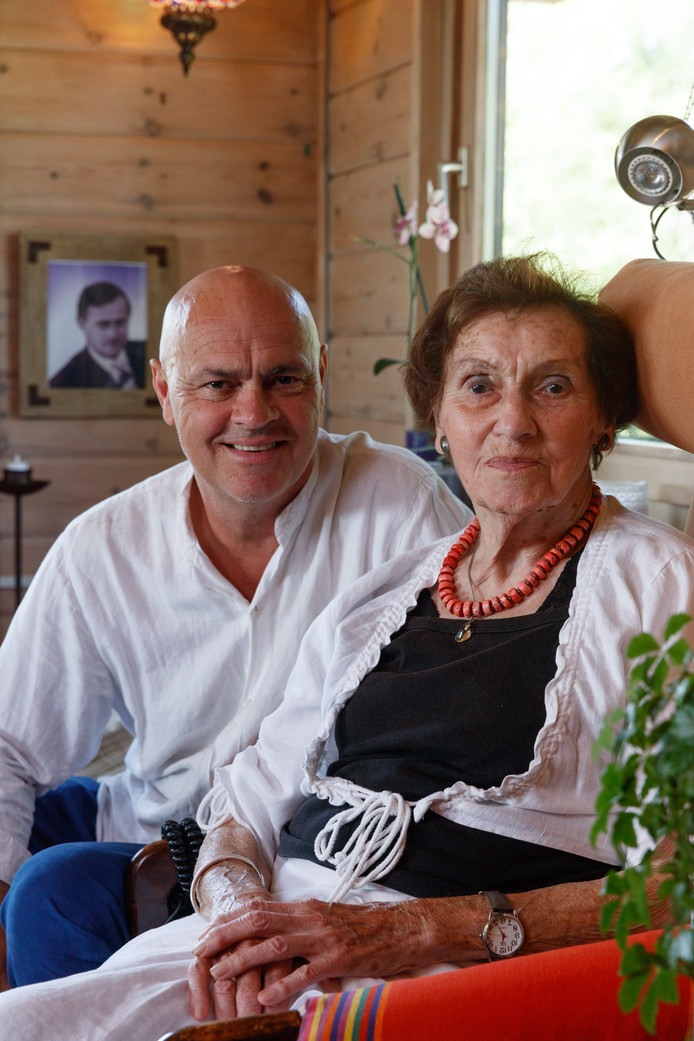 Jaap en Janny Korteweg.