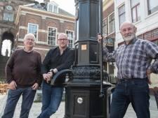 Bevrijdingsvuur in Zutphen voor het eerst op Groenmarkt