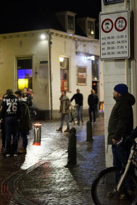 Opstootjes en mishandelingen in Amersfoortse binnenstad