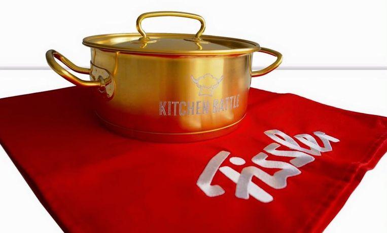 Kitchen Battle - de gouden kookpot