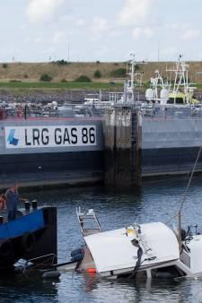 OM roeit tegen stroom in bij hoger beroep vaarongeluk Kanaal door Zuid-Beveland