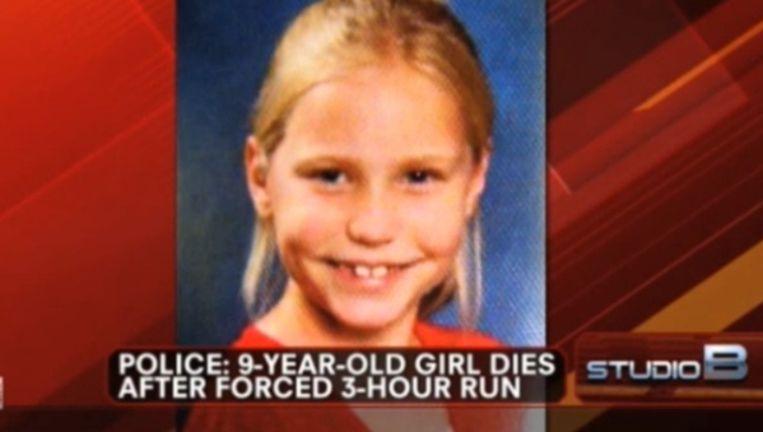 De oma van Savannah Hardin liet haar kleinkind rennen tot ze dood neerviel
