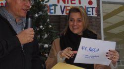 Basisschool Sint-Jozefcollege loopt 4.388 euro bij elkaar voor De Brem