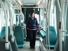 Voor RET-chauffeurs is het een rare tijd om op de tram of bus te zitten