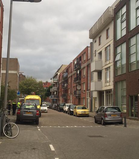 Man in been gestoken in Rotterdam-Crooswijk