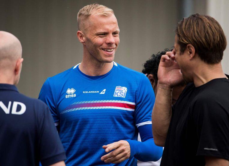 Eidur Gudjohnsen wordt beloftencoach bij IJsland.