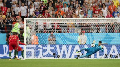 Ronaldo faalt, Ronaldo ontsnapt
