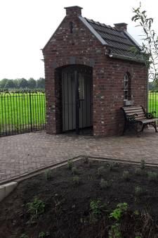 Rijkevoortse kapel is klaar voor openingen
