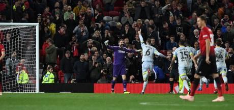 Derby vergroot zorgen ManUnited en Mourinho met uitschakeling League Cup