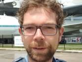 Verslaggever bij de Stentor: Ewoud ten Kleij