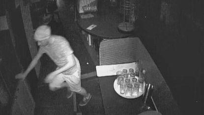 Twee inbraken in een nacht in hetzelfde café