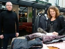 Oude winterjas inleveren voor minima: 'Sommigen lopen met gaten in hun winterjas rond'