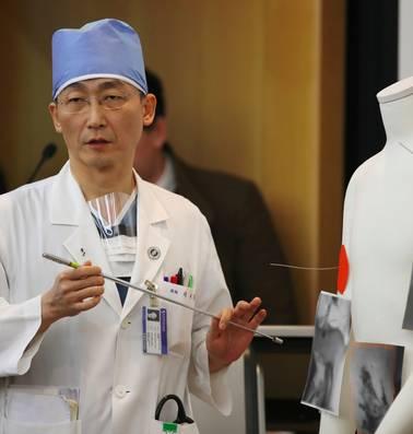 Overgelopen Noord-Koreaan zit vol parasitaire wormen