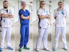 Nick, Fleurtje, Irina en Guus leggen vandaag hun werk neer: 'Als wij fouten maken, kan iemand doodgaan'