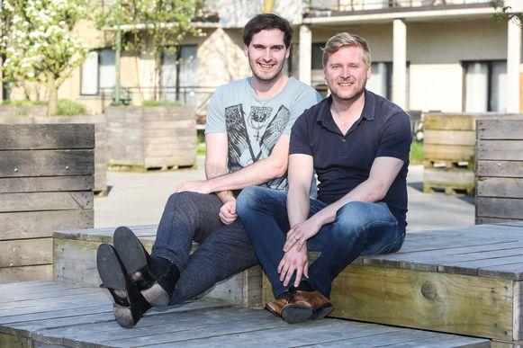 Matyas Blanckaert stond samen met zijn vriend Tom Dice op de lijst van Groen.