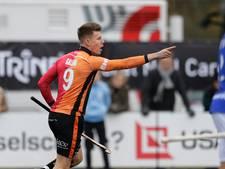 Spits Jelle Galema: 'Rotterdam wordt een mooie test voor Oranje-Rood'