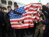 Iran wreekt 'martelaar Soleimani' met aanval op Amerikaanse legerbases in Irak