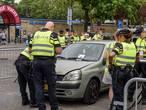 24 auto's in beslag tijdens patsercontrole, 38.000 euro belasting geïnd