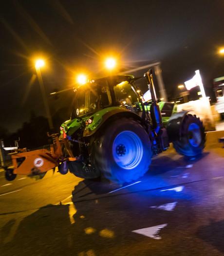 Boeren op de Dam: 'Het zou mooier zijn als het niet nodig was'