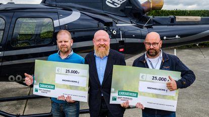 Truckers beloond met 25.000 euro tipgeld