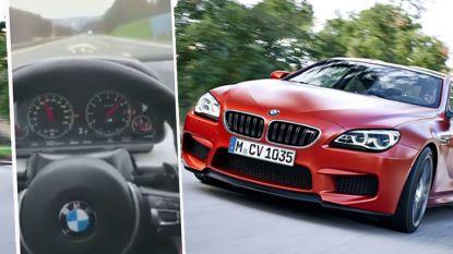 Luikenaar in BMW filmt zichzelf met 234 km/u, krijgt 2.400 euro boete en raakt auto kwijt