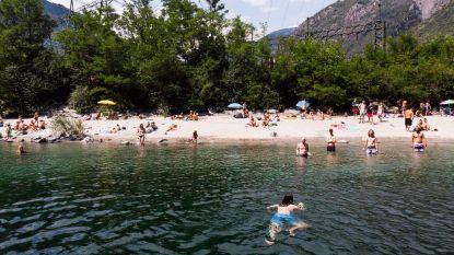 Van oranje naar groen: gebieden in Portugal en Zwitserland opnieuw veilig verklaard