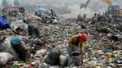 Amerikaans plastic afval massaal naar ontwikkelingslanden gestuurd na Chinese ban