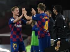 Rakitic door De Jong naar Barça-bank verdreven: 'Ik voel me verdrietig'