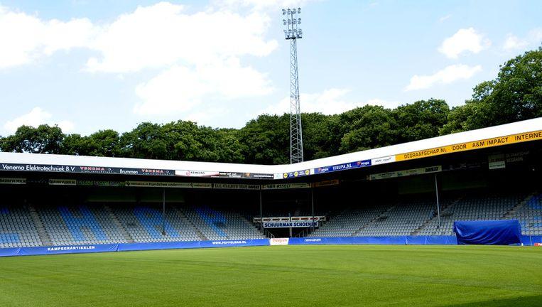 De Graafschap Mag Stadion Bouwen In Wehl