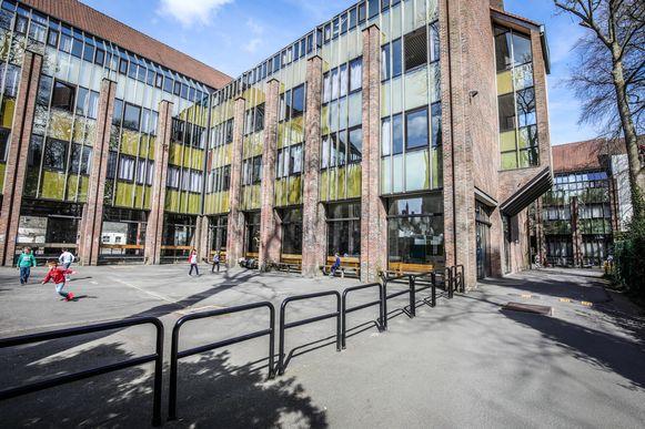 De Sint-Andreasschool maakt plaats voor een nieuw museum.