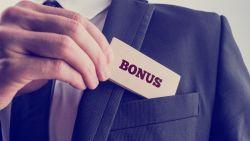 In deze jobs maak je het meest kans op een bonus