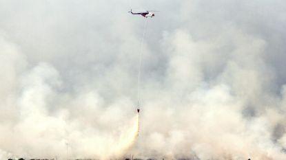 Ruim honderd bosbranden uitgebroken in Canada