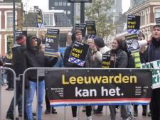 Reporter Leeuwarder Courant keihard geraakt tijdens interview met KOZP-demonstrant