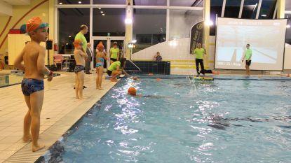 Dilkom organiseert tweede 'Zwemmathon'